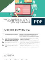 Digital Portfolio REVISED FOR SPRING 2020.pptx