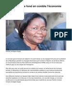 Transformer  nationale - République Togolaise