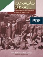no coração do Brasil Rita de Cássia Melo Santos