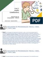 Avaliação On-Line 1 (AOL 1) - Desafio Colaborativo Prog Comp