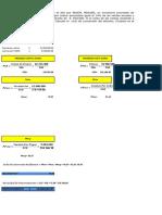 PRACTICA NO. 1 administracion financiera