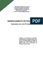 X - GERENCIAMENTO DE PROJETO - WebQuest