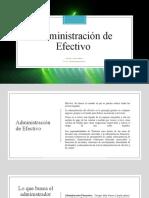 Administración de Efectivo  (1)