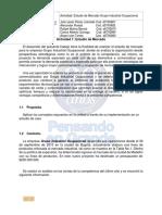 ACTIVIDAD. 1 FORMULACION DE PROYECTOS