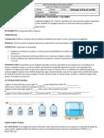 3P Guía 2 - 5. Matemáticas- Lic. Esp. Claudia Lorena Mejía Saavedra