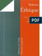 Spinoza - Éthique, trad. Misrahi.pdf