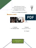 Ejes del DSM V y el CIE 10. Y esquematizar los trastornos que se encuentra en cada uno.(LEIVYS SOARES)