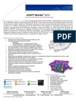 ADAPT Builder 2010 Suite para el diseño de concreto Estructural