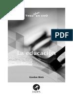 Complementario - 04 - LA EDUCACIÓN