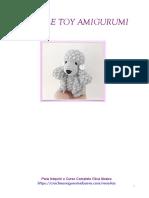 Poodle-Toy-Amigurumi