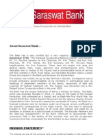 Saraswat Bank Full & final