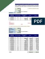 Cronograma de Pagos - Metodo Aleman