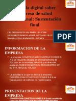 Cartilla digital sobre empresa de salud ocupaciona - SUSTENTACiÓN FINAL (2)