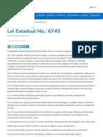 SEMAS - Lei Estadual No._ 6745.pdf