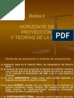 Bolilla2 Horiz.deProy. yTeorías de la Pena