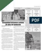 Por las Diócesis:Arecibo 0611