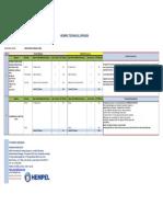 Hempel Technical Opinion (Fire Water Storage Tank) Pertamina Cilacap - Jgc