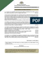 Exame de Recorrencia de Quimica Analitica I 2012