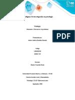 Unidad 1 - Epistemología de la investigación