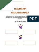 LEADERSHIP NELSON MANDELA