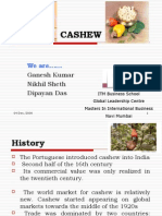 Cashew Project Report