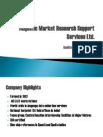 MMRSS Quality Practice mQL