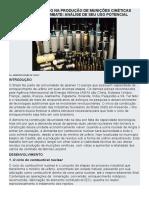 URÂNIO EMPOBRECIDO NA PRODUÇÃO DE MUNIÇÕES CINÉTICAS PARA CARROS DE COMBATE.docx