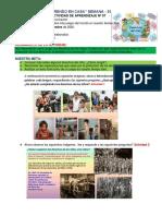 Actividad de Aprendizaje 97-P.S. y Com. TV