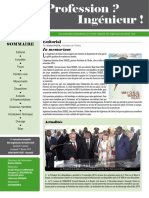 N° 010 Newsletter Janvier 2014