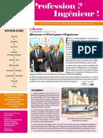 N° 011 Newsletter Avril 2014