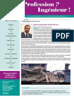 N° 020 Newsletter Avril 2016