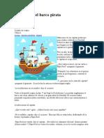 Navidad en el barco pirata