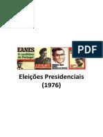 Eleições Presidenciais (1976)