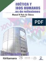 Libro Bioética y derechos humanos.XXV años de_reflexiones.pdf