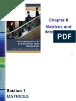 linear algebra chapter 2