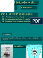 Conferencia 2 Hidroestatica 1