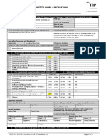 HSE-P13-18-F02 Permit to Work - Excavation R1 (1)