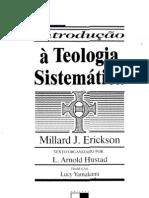 Millard J. Erickson - Introdução à Teologia Sistemática[1]