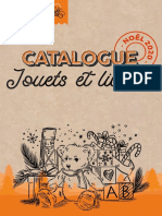 Catalogue Jouets & Livre Noël 2020 - Apiculture Remuaux