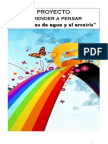 Proyecto. La gotita de agua y el arcoíris