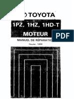 Manuel Moteur 1PZ 1HZ 1HD-T v1