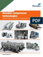 DivBrochure_Compressors_Aug2016 HOWDEN