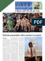 The Oredigger Issue 15 - February 7, 2011