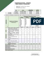 Planificación anual 2020 deL SEXTO GRADO DE PRIMARIA - FÍSICA, PRIMERO DE SECUNDARIA- FÍSICA , BIOLOGÍA ANATOMÍA Y ECOLOGÍA- QUINTO DE SECUNDARIA