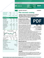 BNP - Development Credit Bank  08072010