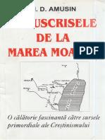 ID Amusin - Manuscrisele de la Marea Moarta #1.0~5.docx