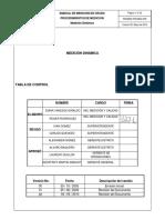 PRDMED-PRCMED-005 MEDICION DINAMICA
