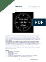 Fieseler Storch Manual