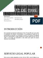 LEY 552 DE 1999 expo.pptx