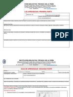 matematica  FORMATO DE GUIAS DE APRENDIZAJE (2)